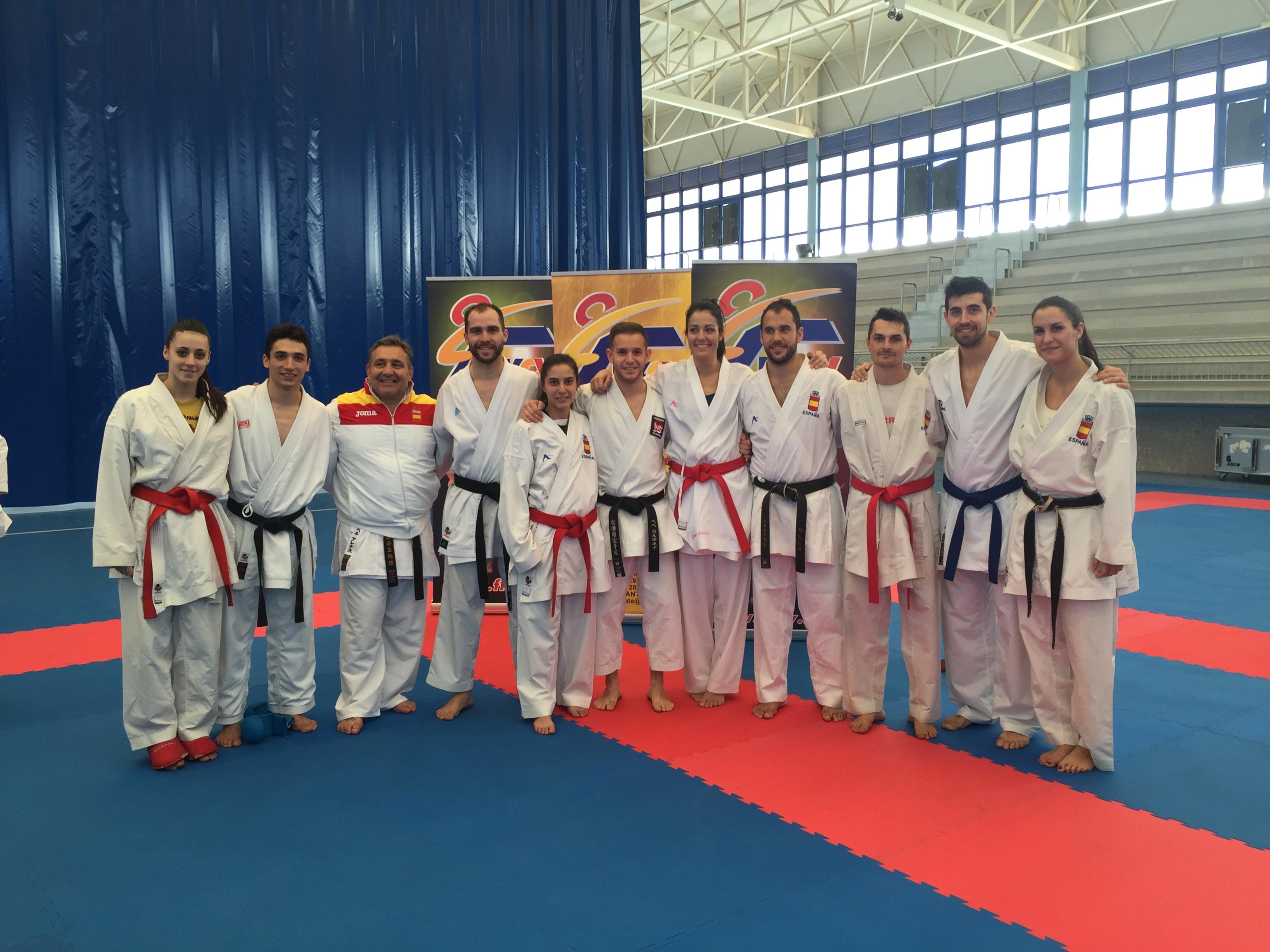 Training Camp Cheste 2015