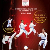 International Karate Open Al-Ahli Dubai UAE