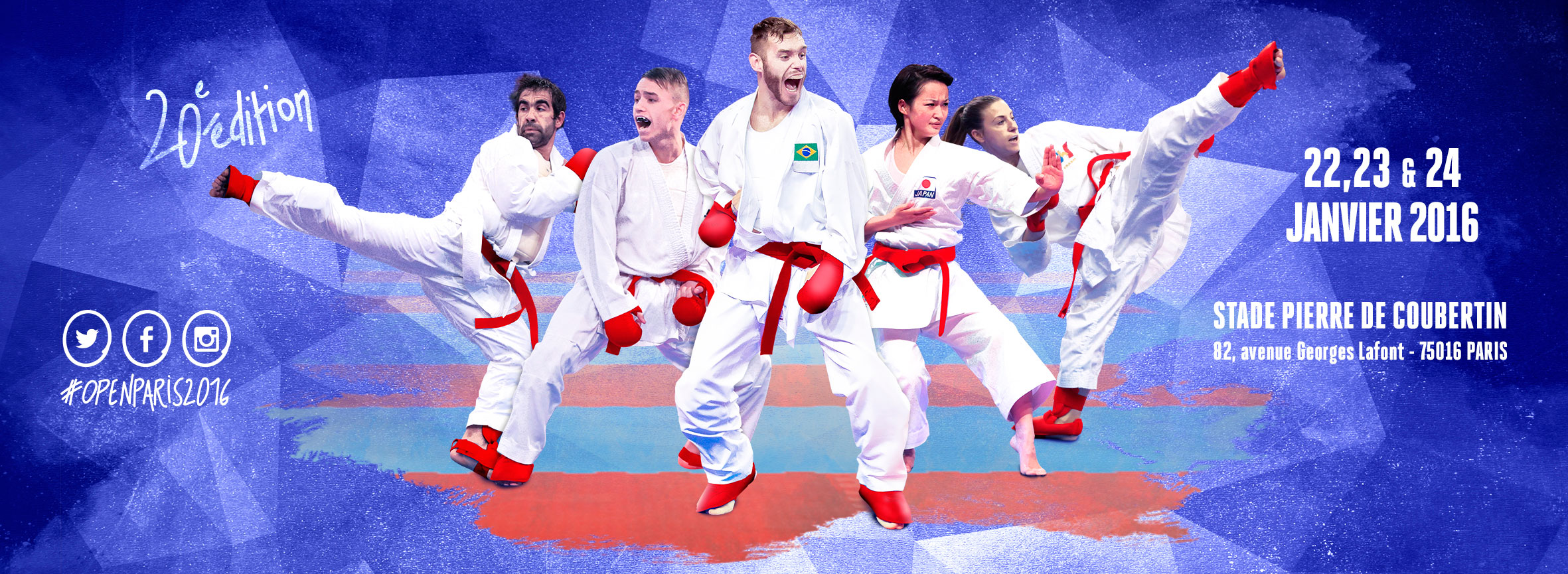 Karate1 Premier League - Paris 2016