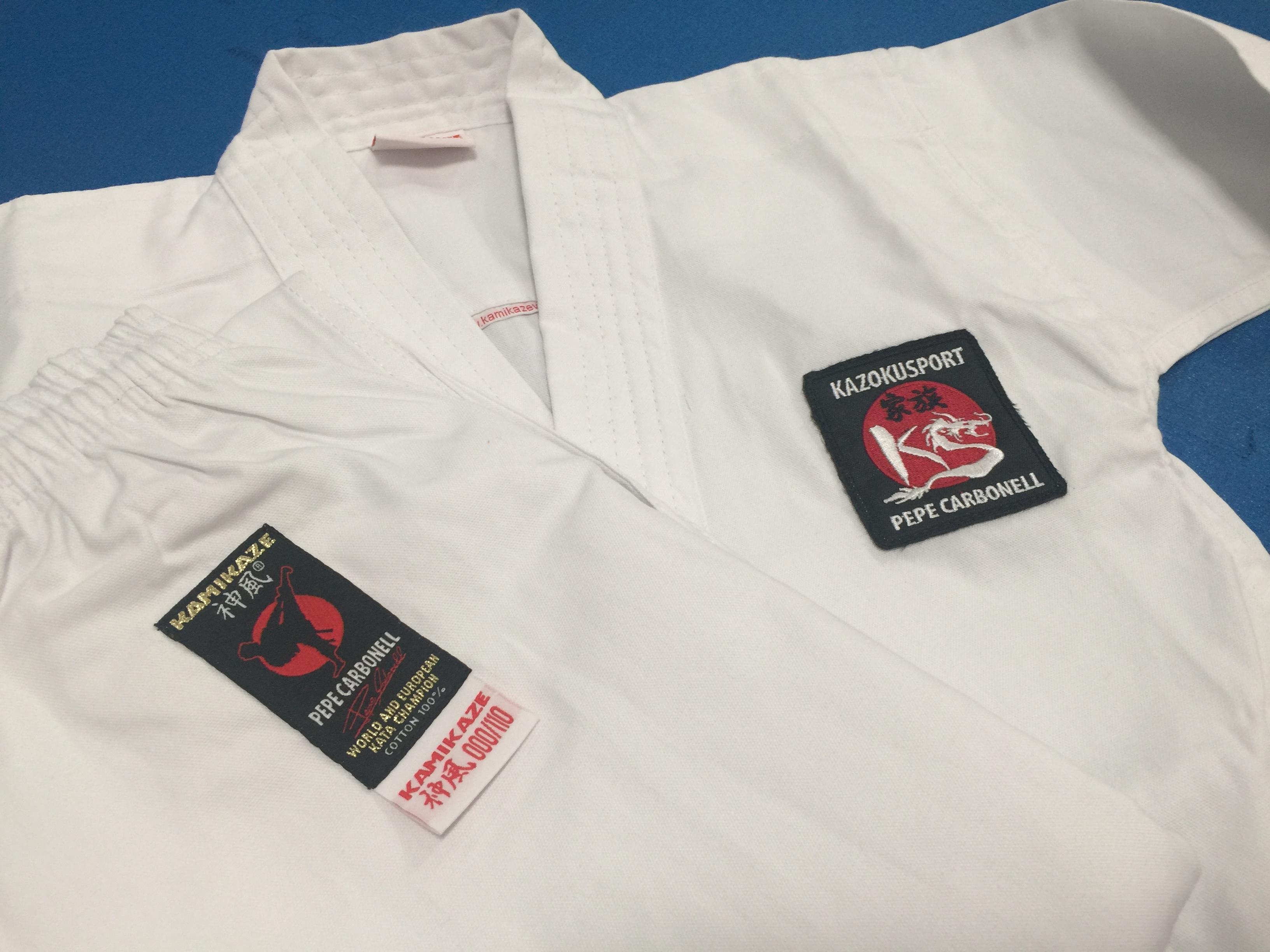 Karategi - Pepe Carbonell